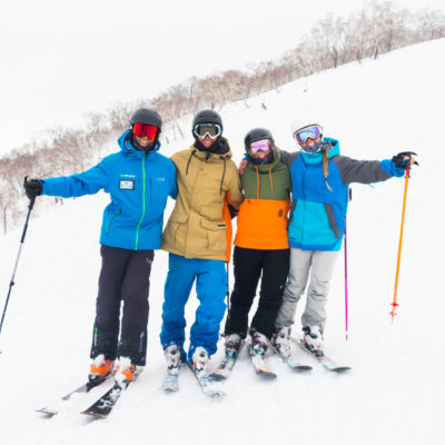 Free lift passes and group lessons