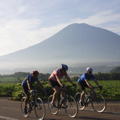 Cycling Hokkaido