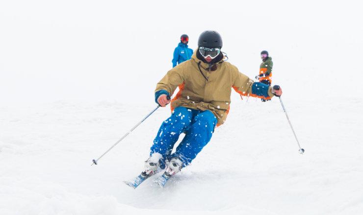 Go Snow Adult Group Lesson 11