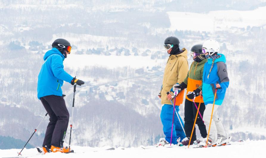 Go Snow Adult Group Lesson 5