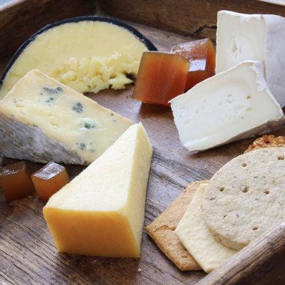 Indulge in Hokkaido cheese and charcuterie