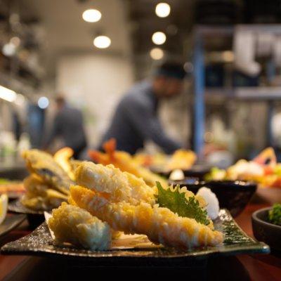 Incredible Japanese food