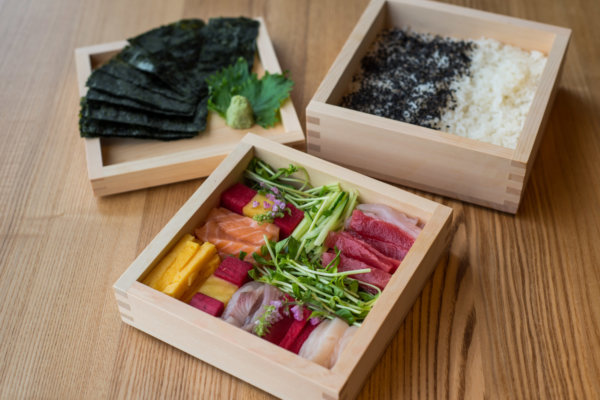 5 Kinds Of Temaki