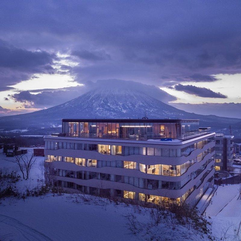 Skye Niseko Winter Exterior 20
