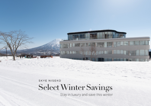 Skye Niseko Select Winter Savings
