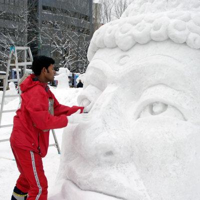 Sapporo Snow Festival2