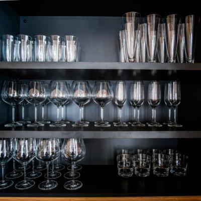 客室ワイングラス