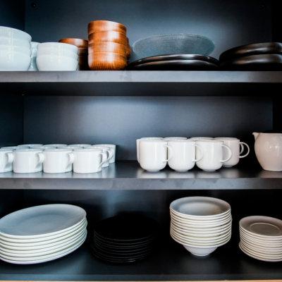 Stylish bowls, plates, mugs and more.