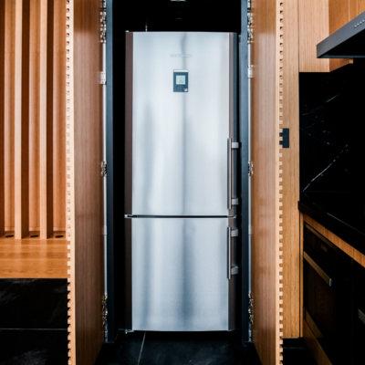 スカイニセコ客室冷蔵庫