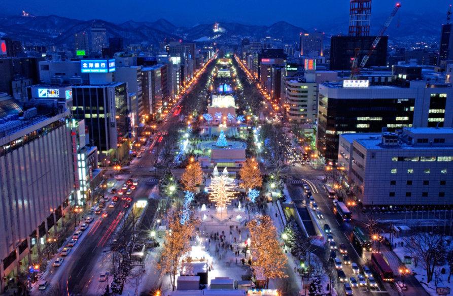 Sapporo Snow Festival5