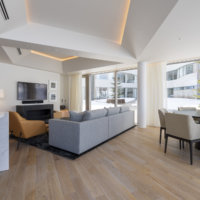 253 Living/Dining/Kitchen Area