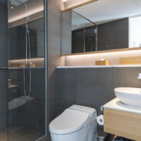 307 308 Bathroom