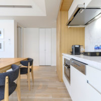 702 Dining and Kitchen Area