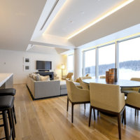 605 606 Living and Dining room