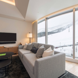 Skye Niseko Interior 1 Bedroom 669 Living Room Low Res 1