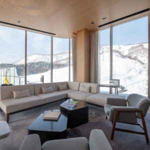 See the ski slopes from the comfort of your living room.