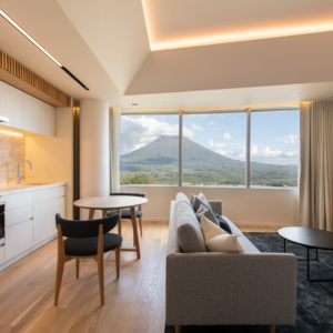 659 Studio Living Room