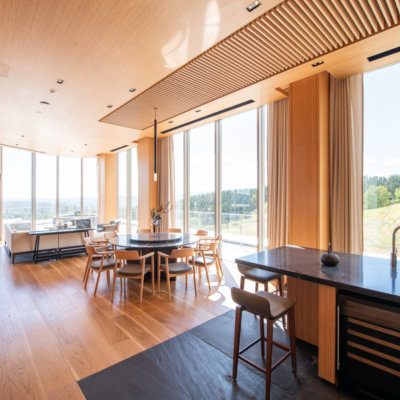 Skye Niseko Annupuri West Penthouse Living Room Summer Low Res 2