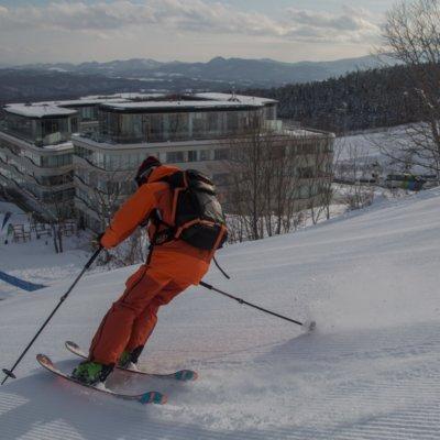 Ski-in ski-out to Skye Niseko luxury