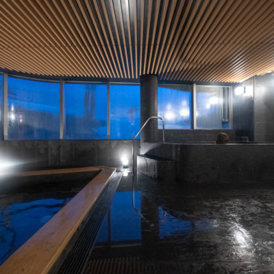 Skye Niseko Onsen in Winter