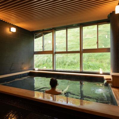 スカイニセコ温泉
