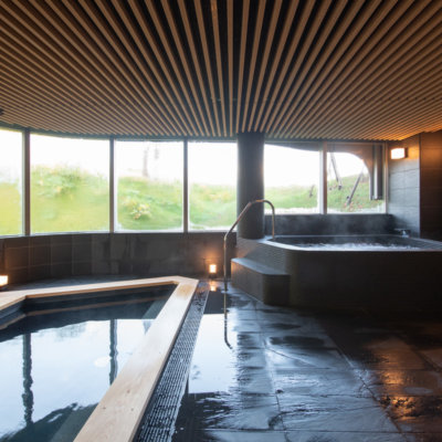 Skye Niseko Onsen in Summer